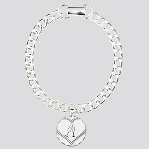 Love Celebration Charm Bracelet, One Charm