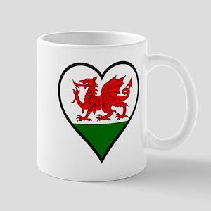 Love Wales Mugs