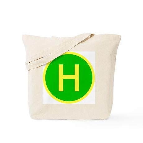 Helipad Tote Bag