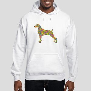 weimaraner tee shirt Sweatshirt