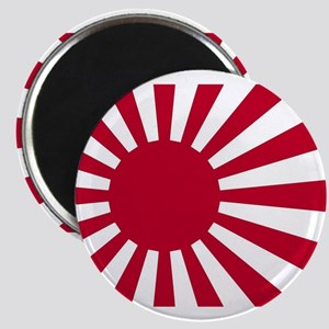 Japanese Flag Magnets