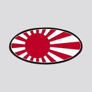 Japanese Flag Patch
