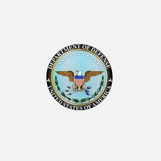 Department of Defense Mini Button