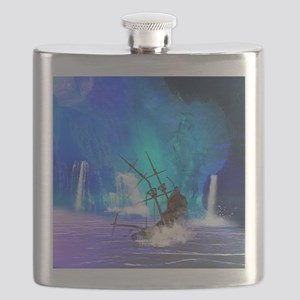 Shipwreck Flask