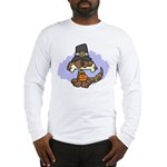 Thanksgiving Puppy Long Sleeve T-Shirt