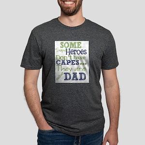 Dad Super Heroes T-Shirt