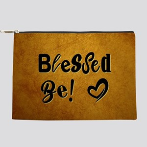 BLESSED BE! Makeup Bag