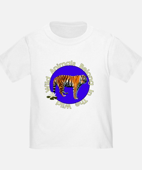 Tatiana The Tiger T-Shirt