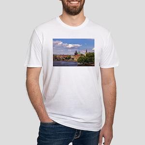 Vltava River - Novotneho Lavka T-Shirt