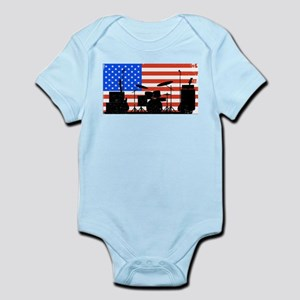 USA Rock Band Body Suit
