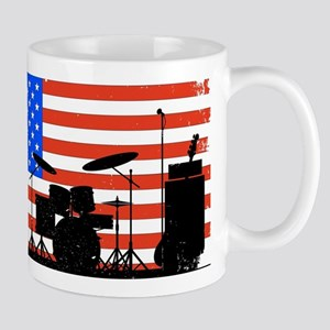 USA Rock Band Mugs
