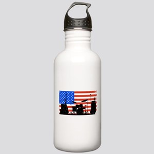 USA Rock Band Stainless Water Bottle 1.0L