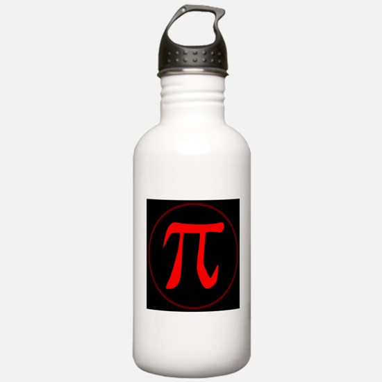 Pi the Constant Water Bottle