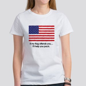 Flag Offends T-Shirt