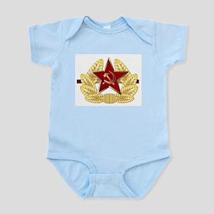 Soviet Cap Badge Body Suit