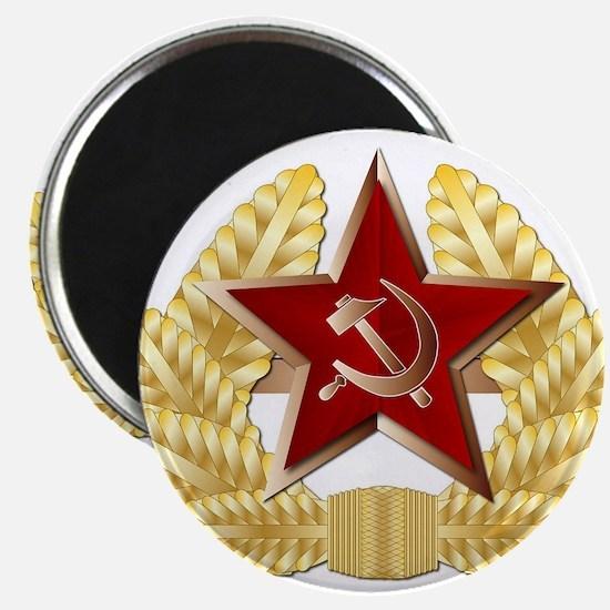 Soviet Cap Badge Magnets