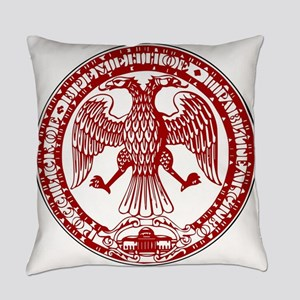 Russian Republic Seal Everyday Pillow