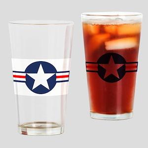 USAF Markings Drinking Glass
