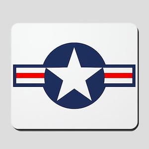 USAF Markings Mousepad
