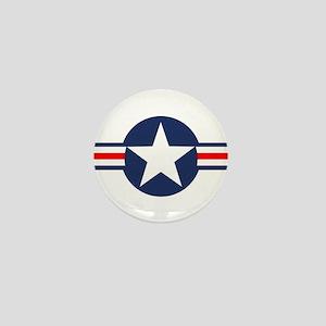 USAF Markings Mini Button