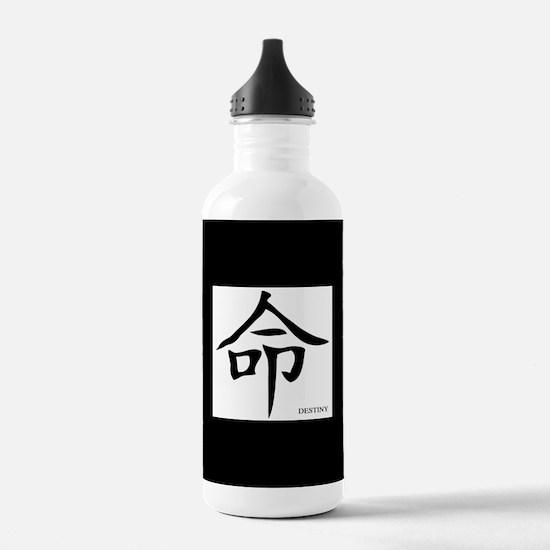 Destiny Chinese Charac Water Bottle