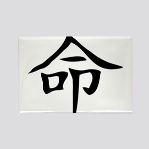 Destiny Chinese Character Magnets