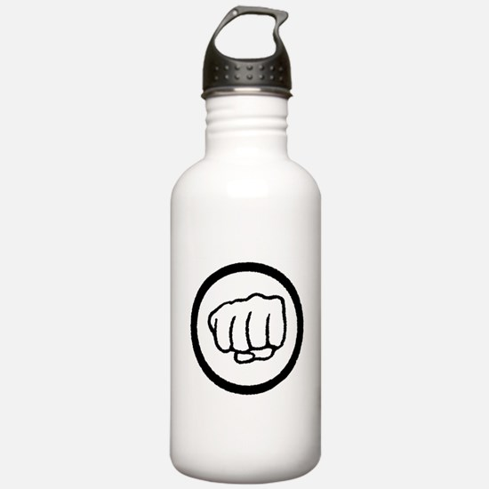 Fist Water Bottle