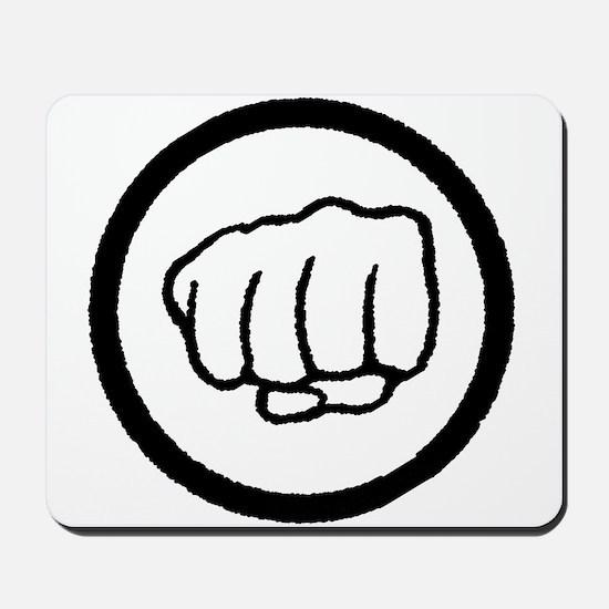 Fist Mousepad