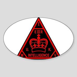MI5 Sticker