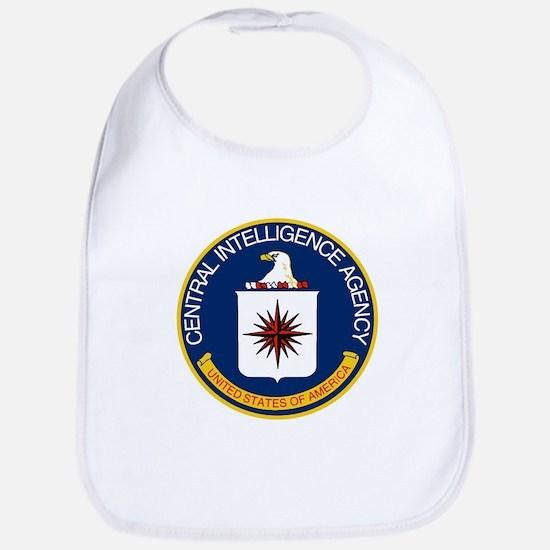 CIA Logo Bib