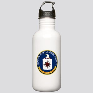 CIA Logo Stainless Water Bottle 1.0L