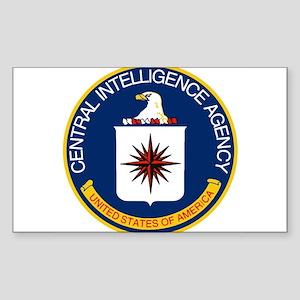 CIA Logo Sticker