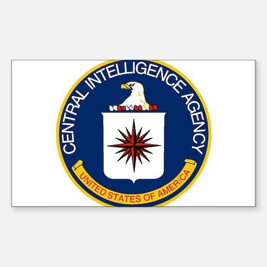 CIA Logo Decal
