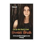 Ostsg Gretel Character Mini Poster Print