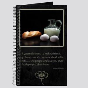 Food from the Heart Journal