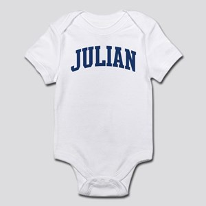 JULIAN design (blue) Infant Bodysuit