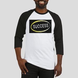 Success Blackboard Baseball Jersey