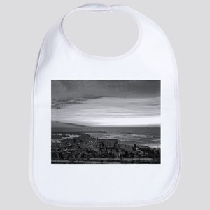 Black & White Sunset Bib