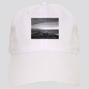 Black & White Sunset Cap