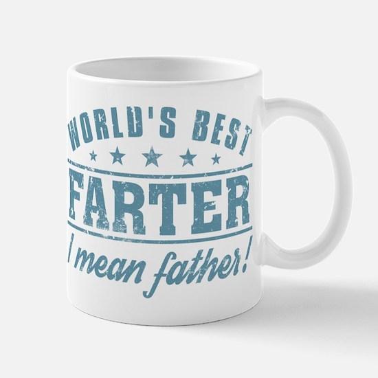 Worlds Best Farter Mugs
