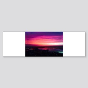 Beautiful Sunset Bumper Sticker