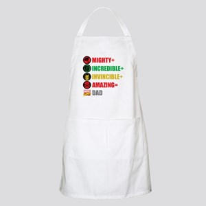 Marvel Dad Personalized Apron