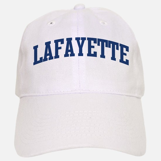 LAFAYETTE design (blue) Baseball Baseball Cap