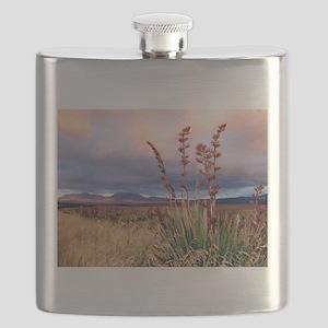 Sunset National Park NZ Flask