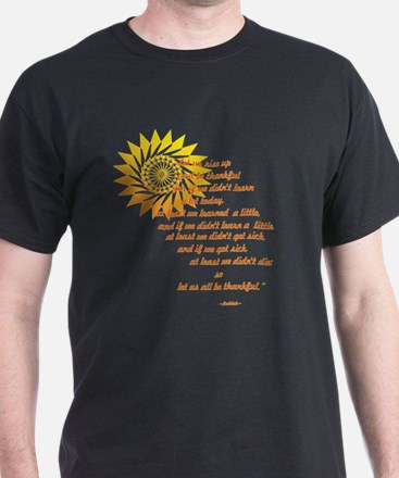 Rise Up and Be Thankful T-Shirt
