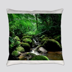 Manoa Stream Everyday Pillow