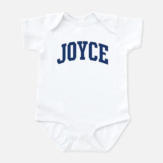 JOYCE design (blue) Infant Bodysuit