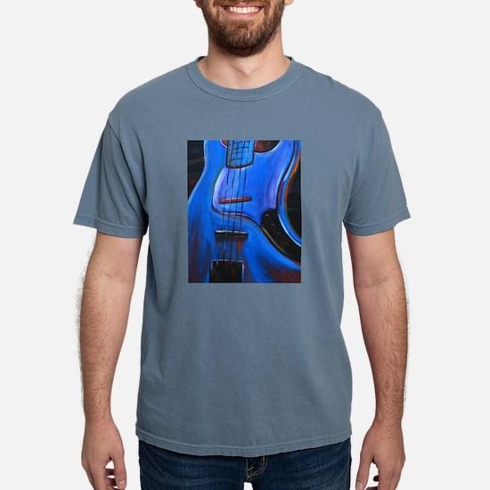 Electric Blue Bass Ar T-Shirt