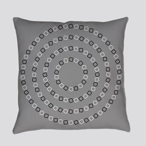 Illusion Everyday Pillow