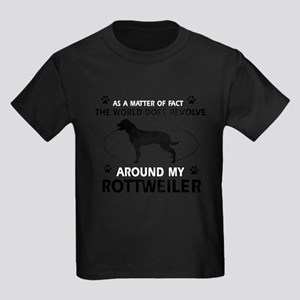 Rottweiler dog funny designs T-Shirt